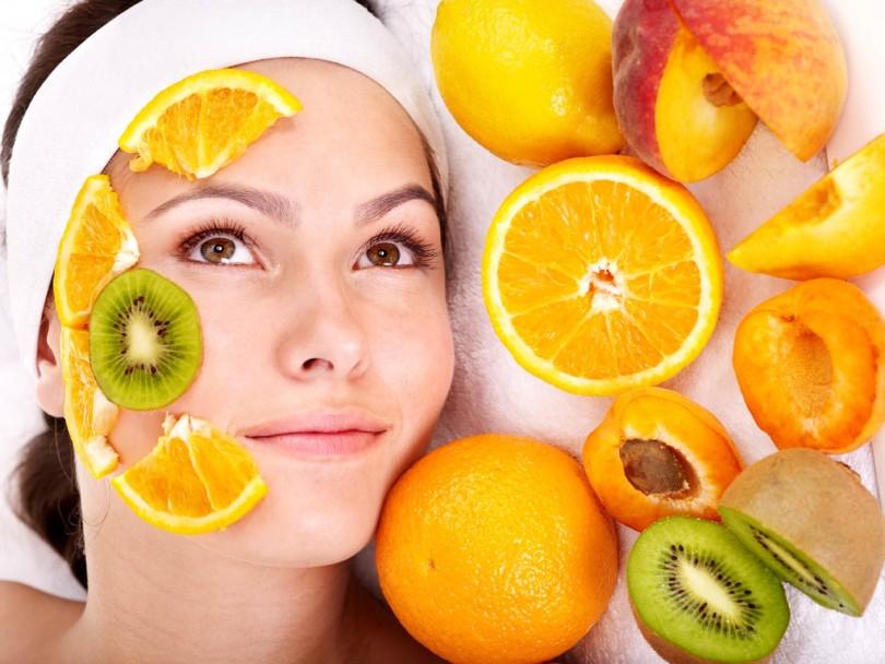 Alfa e Beta idrossiacidi detti Acidi della Frutta in estetica