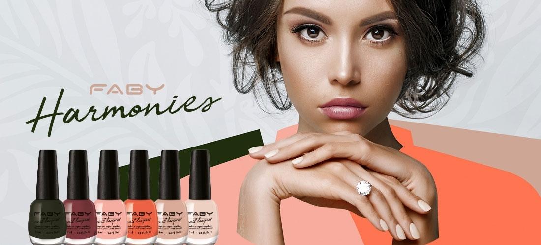 Colori per una manicure estiva? Eccoli by FABY