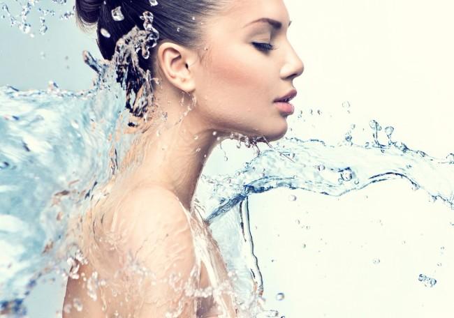 L'idratazione della pelle