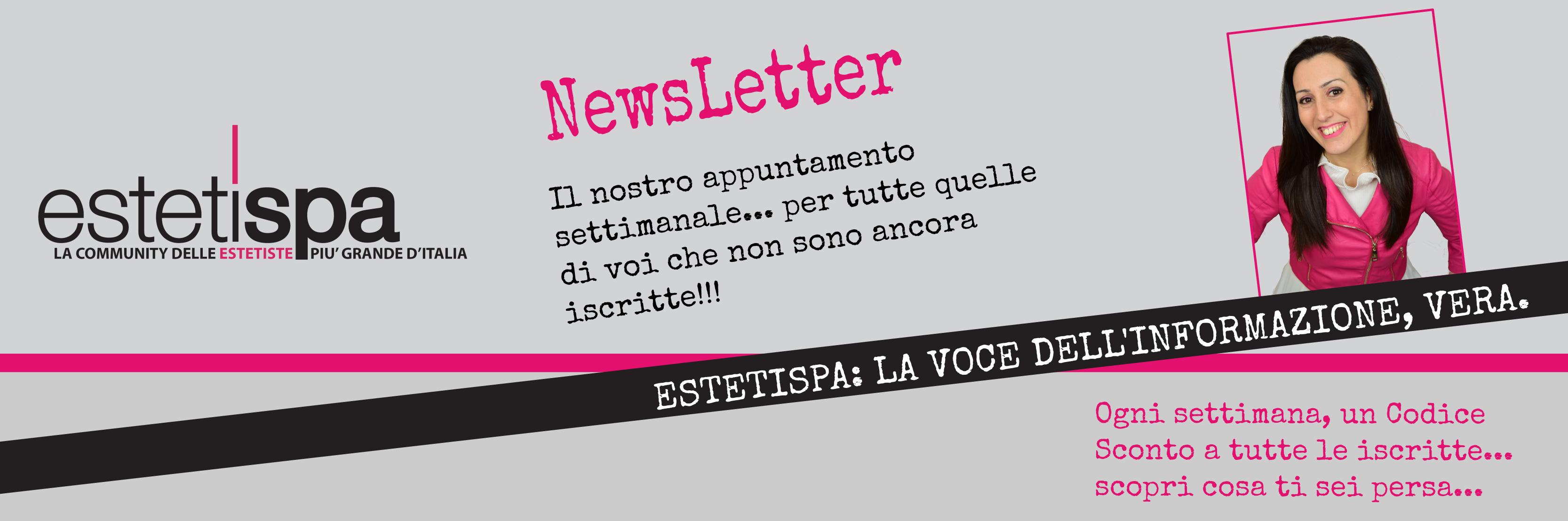 NewsLetter del 17 Gennaio