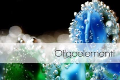 Gli oligoelementi in cosmesi