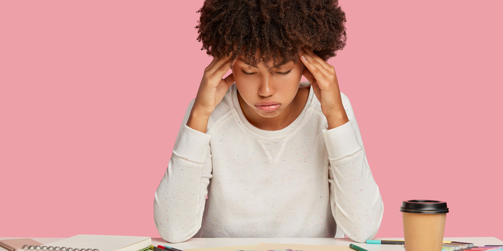 Lo stress, la vita sedentaria come influiscono sulla pelle?