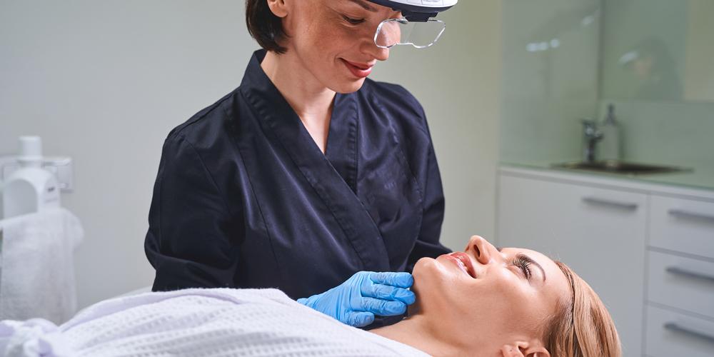 La cosmetica supportata dall'innovazione della diagnostica viso